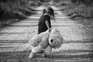 ensamt-barn